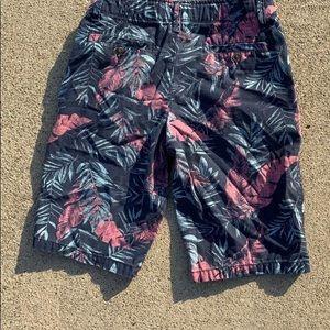 Arizona Jean Company Bottoms - Arizona Floral Print Shorts Size 18